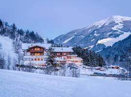 Hotel Marten, hótel í Saalbach