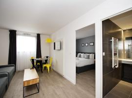 Staycity Aparthotels Centre Vieux Port, apartment in Marseille
