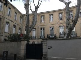 Les 2 arbres, accommodation in Avignon