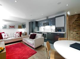 HomefromHolme St Peters Mews, hotel near St Albans City and District Council, St. Albans