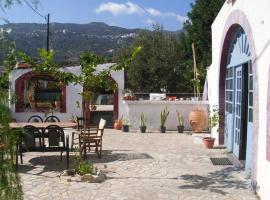 Gabriellas Garden, B&B/chambre d'hôtes à Palaiokastro