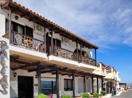 Pallas Pension, ξενοδοχείο στην Ελαφόνησο