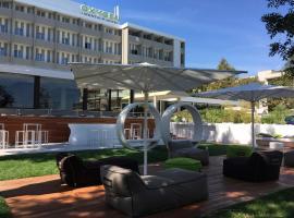 Oxygen Lifestyle Hotel/Helvetia Parco, отель в Римини