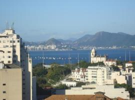 Dzīvoklis Apartamento temporada Santa Teresa Riodežaneiro