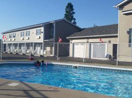 Fox Motor Inn, motel in Napanee