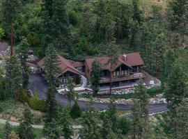 Cashmere Mountain Bed & Breakfast (Adult Only), B&B in Leavenworth