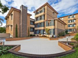 Comfort Inn & Suites Burwood, hotel in Sydney