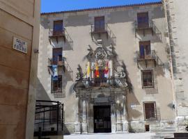 Hospederia Seminario Conciliar de San Julián, hostal o pensión en Cuenca