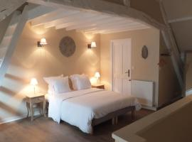 Hotel La Closeraie, hotel in Sully-sur-Loire