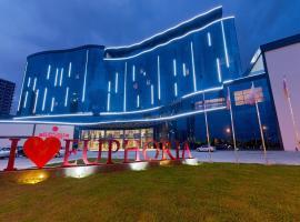 Euphoria Batumi Convention & Casino Hotel: Batum'da bir otel