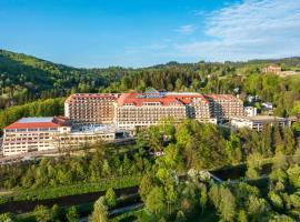 Hotel Gołębiewski Wisła – hotel w Wiśle
