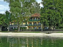 SVG Gästehaus Hotel Garni, hotel in Herrsching am Ammersee