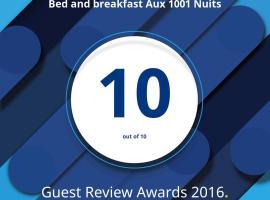 Aux 1001 Nuits suite de luxe avec spa privatif intégré, hotel near Villers Abbey, Villers-la-Ville