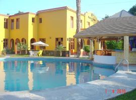 Hotel de Turistas Camana, hotel in Camaná