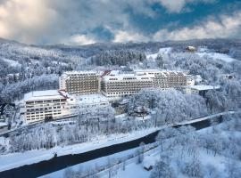 Hotel Gołębiewski Wisła – hotel w pobliżu miejsca Wyciąg narciarski Białasówka w Wiśle