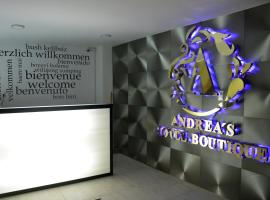 Andrea´s Hotel Boutique, hotel in Zacatlán