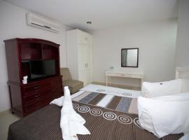 Hotel Principe, hotel in Chetumal