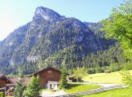 FeWo Holzwarth Oberammergau, Ferienwohnung in Oberammergau