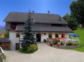 Vilahof, farm stay in San Vigilio Di Marebbe