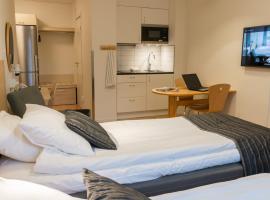 Linköpings Cityhotell och Vandrarhem, hotell i Linköping