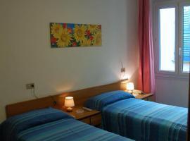 Hotel Major, отель в Генуе
