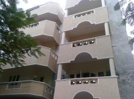 SAS Apartment, B&B in Bangalore