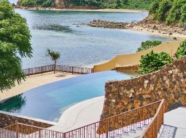 Inlight Lombok Resort, three-star hotel in Kuta Lombok