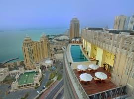 The Curve Hotel, hotel in Doha