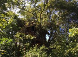 INN On The Tree Eco Resort Sigiriya, hotel in Sigiriya