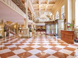 Grand Hotel Wien, hotel near Albertina Museum, Vienna