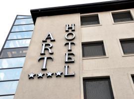 Hotel Art, Hotel in Buzău