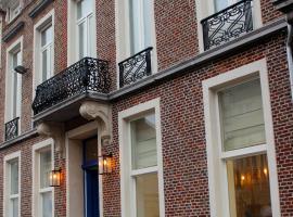 The Hamptons Boutique B&B, hotel dicht bij: Muziekcentrum De Bijloke, Gent