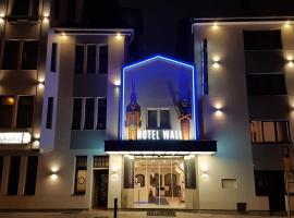 Wali's Hotel, hotel sa Bielefeld
