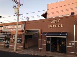 M & S Hotel, hotel em Bauru