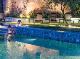 Romantic Hotel & Restaurant Villa Cheta Elite, hotel Marateában