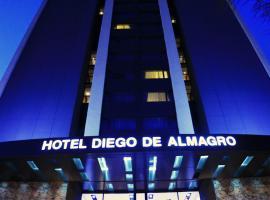 Hotel Diego de Almagro Providencia, hotel cerca de Costanera Center, Santiago