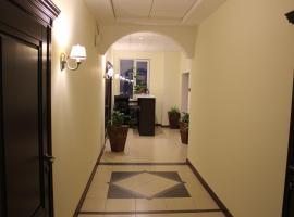Hotel Antares, отель в Перми