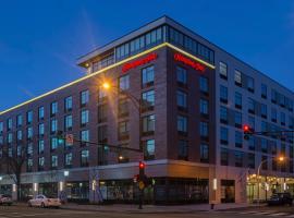 Hampton Inn Chicago North-Loyola Station, Il, hotel near Loyola University Chicago, Chicago