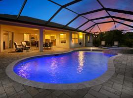 Villa Savannah, dovolenkový prenájom v Cape Coral