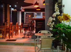 Funky Crab, hostel in Krabi