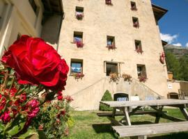 Résidence Château Royal, hotel a Cogne