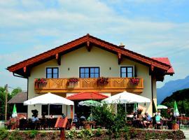 Wastelbauerhof, vacation rental in Bernau am Chiemsee