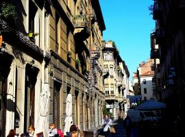 Flaneur BnB, bed & breakfast a Torino