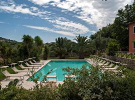 Country Hotel Ciavatta, hotel a Montemerano