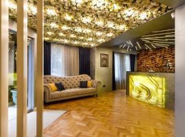 Venis Boutique Hotel, hotel in Bucharest