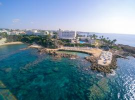 Cynthiana Beach Hotel, отель в Пафосе