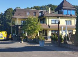Landhotel Zum Doppeldecker, Hotel in der Nähe von: Stegskopf, Kirchen