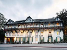 Hotel Du Moulin, hotel near Thermes de Spa, Ligneuville