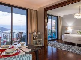 Belvedere Boutique - Adults only, hotel perto de Miradouro Pico dos Barcelos, Funchal