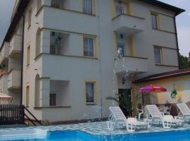 Hotel Bellevue, hotel v destinaci Doksy